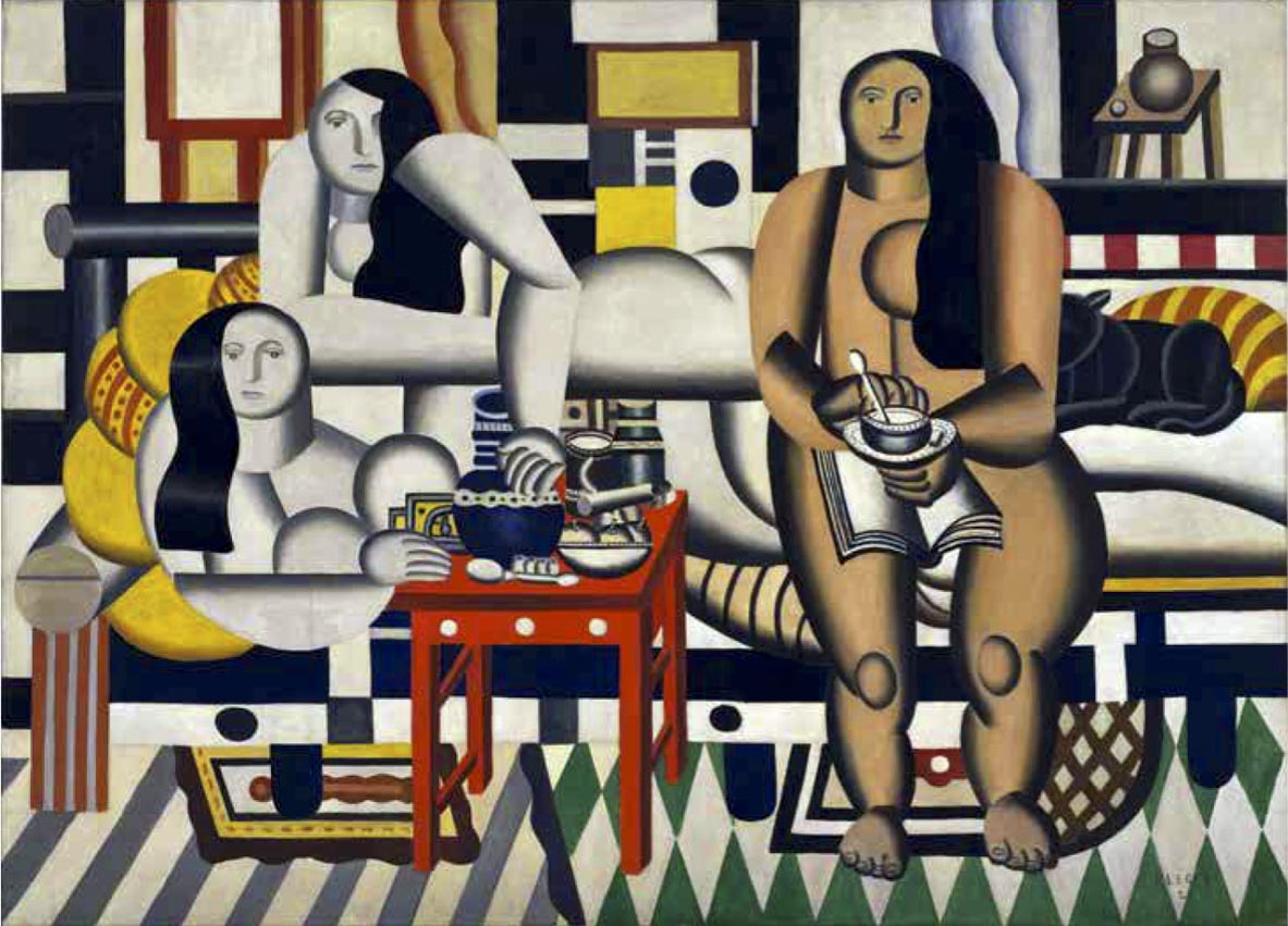Fernand Leger EXPOSITION FONDATION LOUIS VUITTON