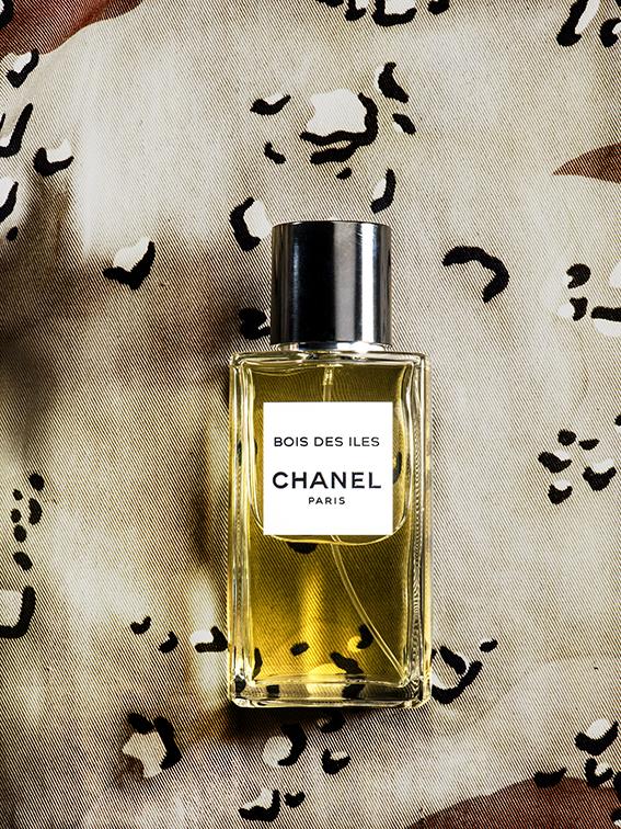 Les Exclusifs de Chanel  Bois des Îles, Eau de Parfum
