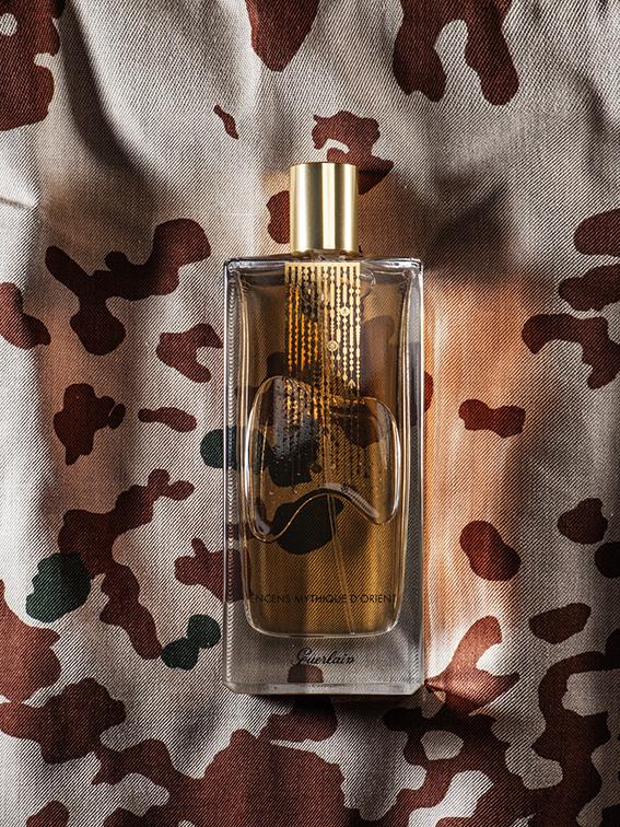 Guerlain Collection Les Déserts d'Orient  Encens Mythique d'Orient  Eau de Parfum
