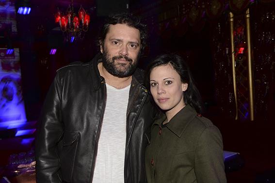 Philippe Cura et sa femme
