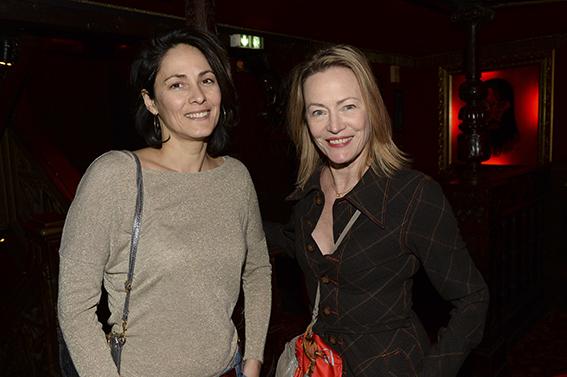 Gabrielle Lazure et Delphine de Turkheim
