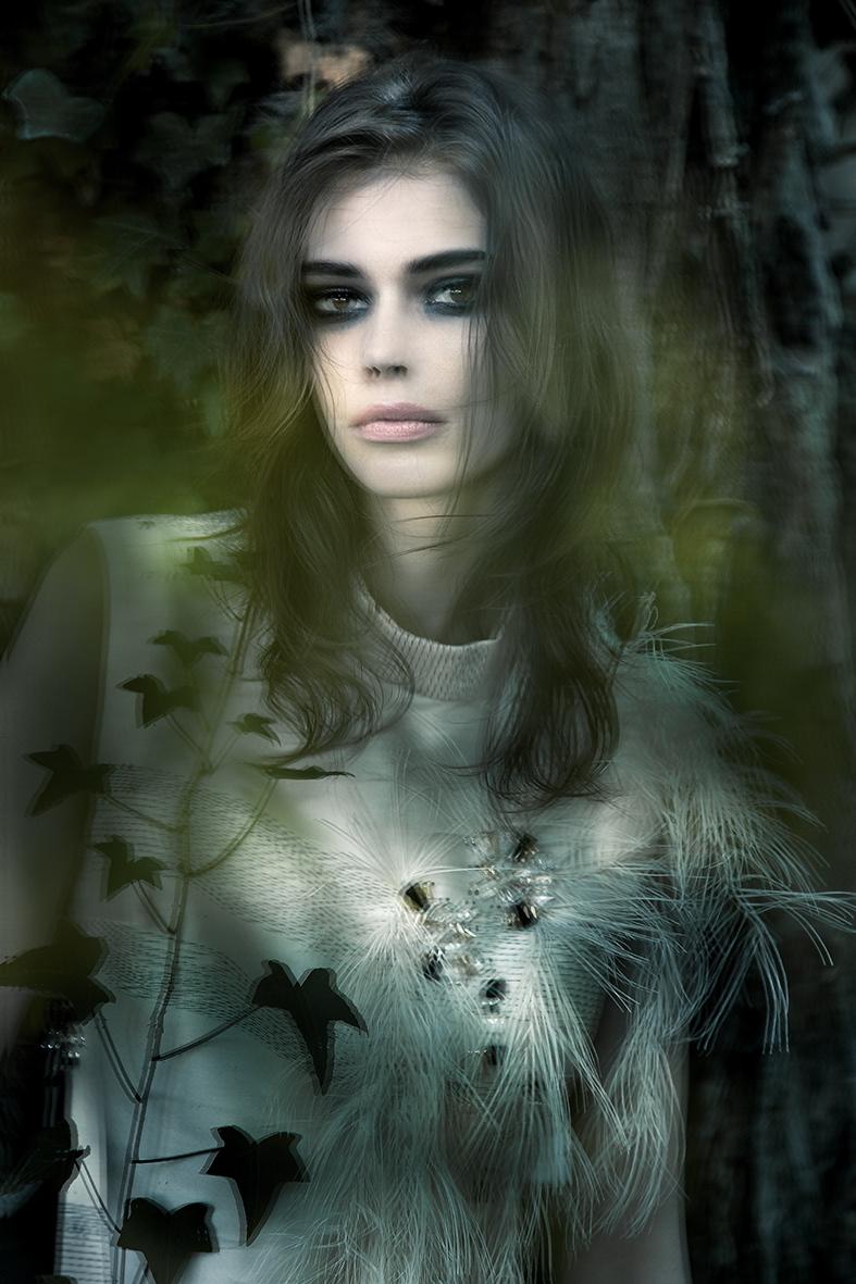 Robe blanche : KALYAH