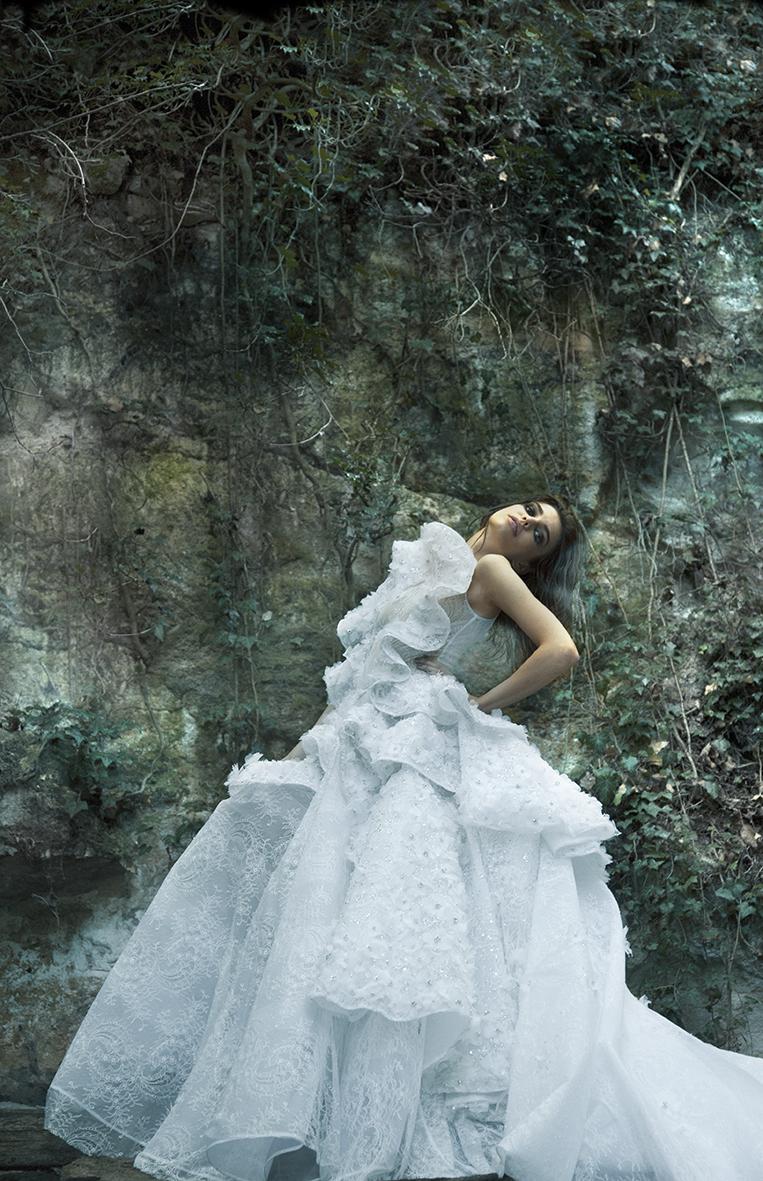 Robe couture : DANY ATRACHE