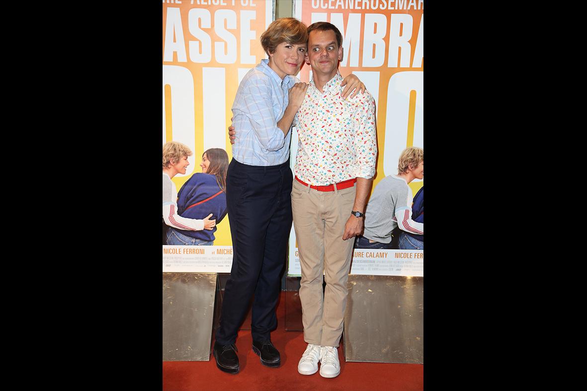 Premiere 'Embrasse-Moi !'  - Paris