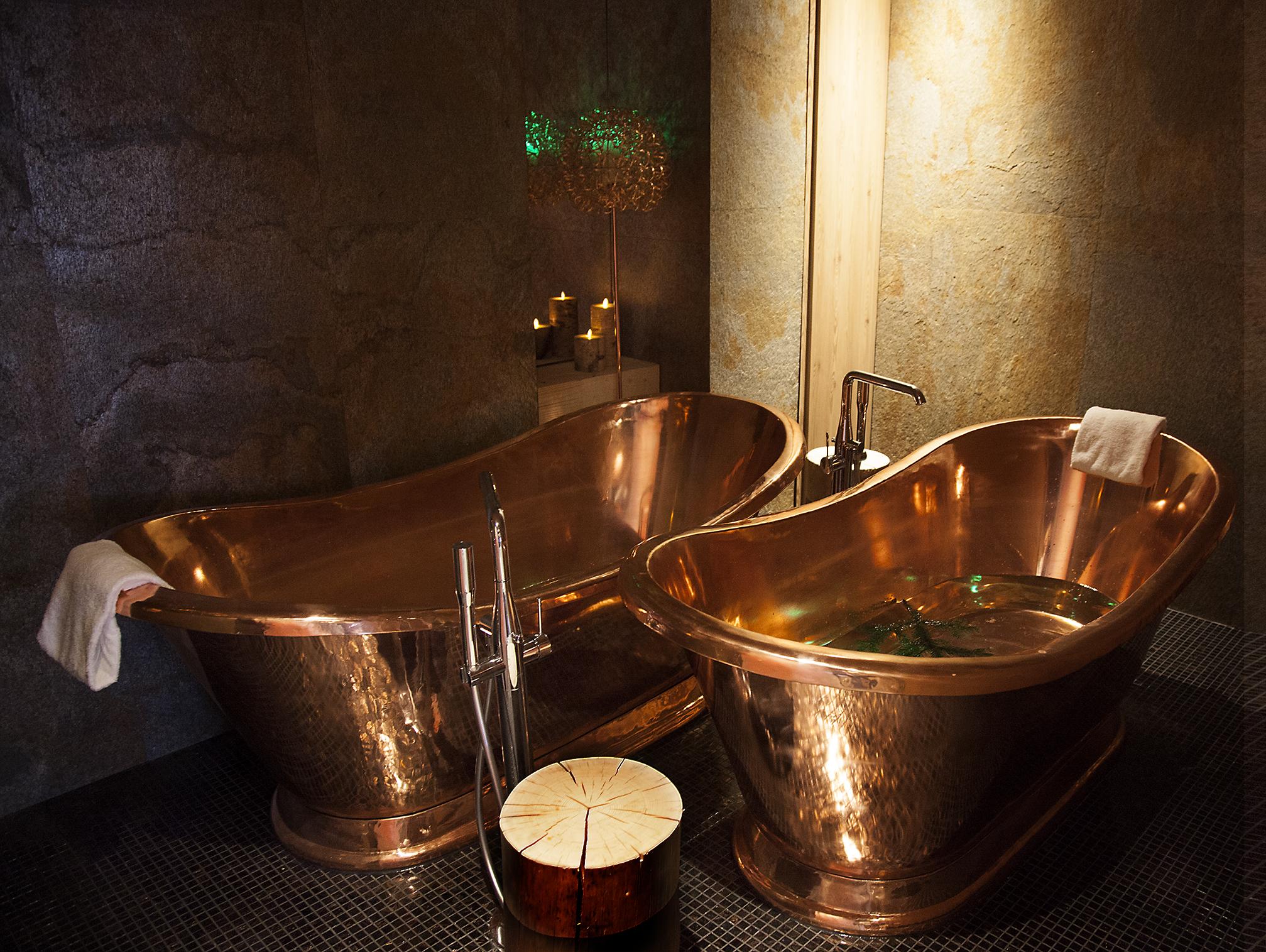 Sensations de bien-être absolu au nouveau SPA GEMOLOGY de L'HOTEL GRANDES ROUSSES