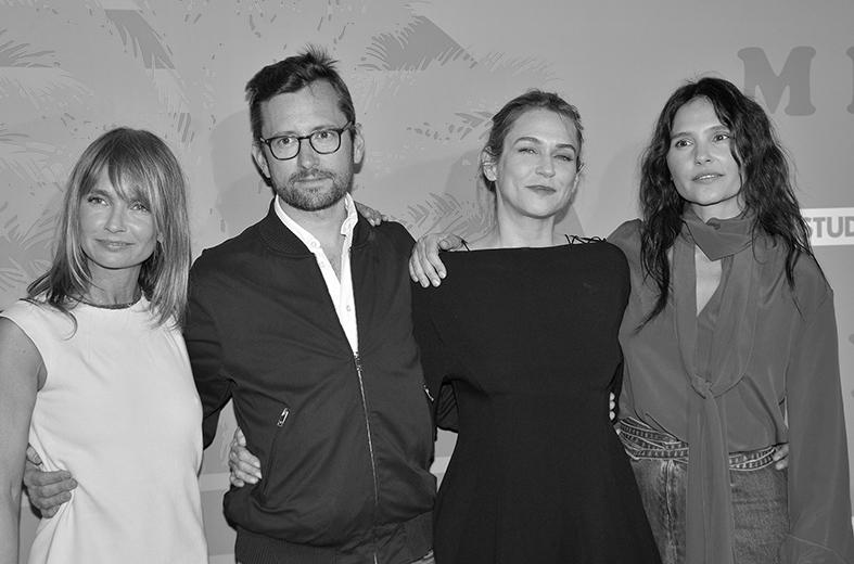 """Avant-première du film """"MILF"""" au cinéma Gaumont-Opéra à Paris"""