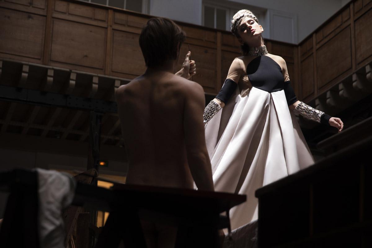 Robe : STEPHANE ROLLAND