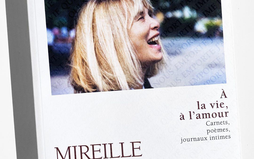 A la Vie à l amour Mireille Darc